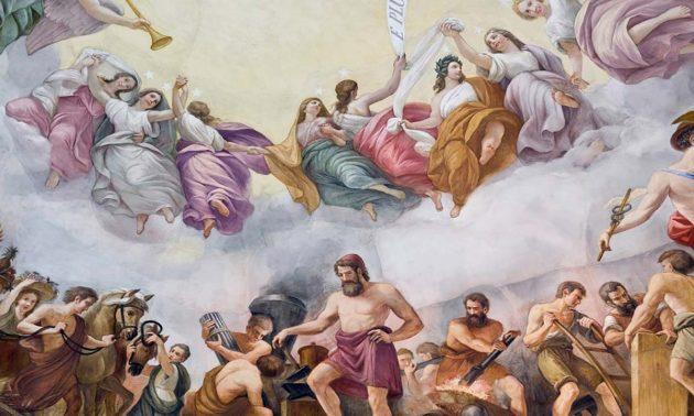 Ο Έλληνας Μιχαήλ-Άγγελος του Καπιτωλίου