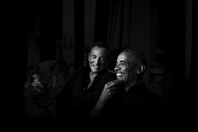 Ομπάμα και Σπρίνγκστιν στο νέο podcast του Spotify