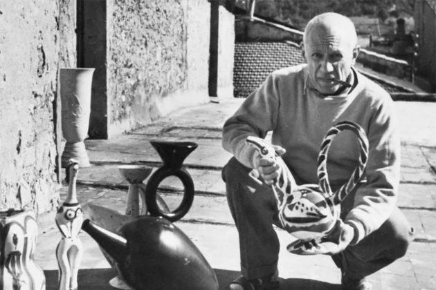Δημοπρατούνται τα άγνωστα αριστουργηματικά κεραμικά του Πάμπλο Πικάσο