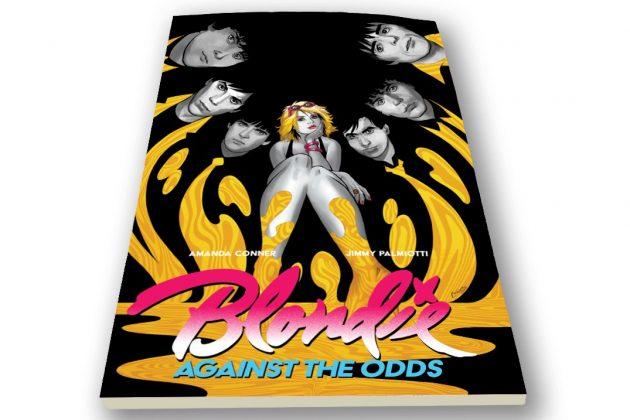 """Το συγκρότημα Blondie εκδίδει το graphic novel τους""""Against the Odds"""""""