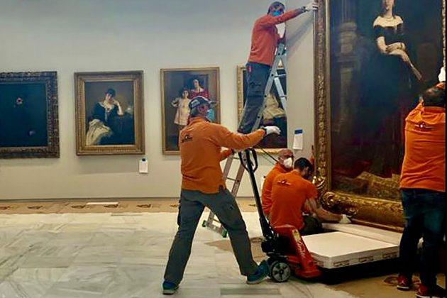 Εθνική Πινακοθήκη: 25η Μαρτίου τα επίσημα εγκαίνια