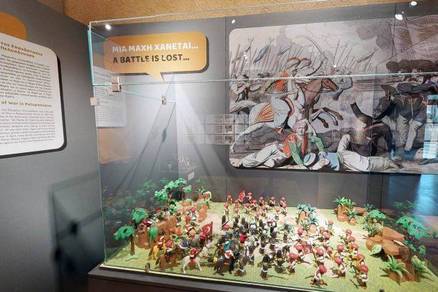 Το'21 αλλιώς: Η Ελληνική Επανάσταση με φιγούρες και διοράματα Playmobil!