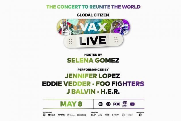 The Concert to reunite the world – Παγκόσμιο μουσικό streaming από το Global Citizen και WHO
