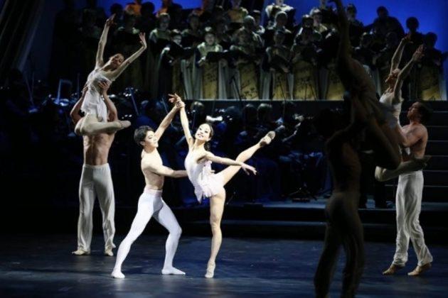 Το Θέατρο Μπολσόι και η Google συνεχίζουν το online streaming μέσω YouTube